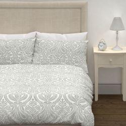 conjunto de cama Willerby gris