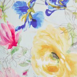 cojín Corinne floral multi