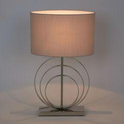 lámpara Ryton níquel pulido