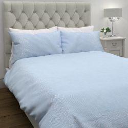 conjunto de cama Penelope azul cielo