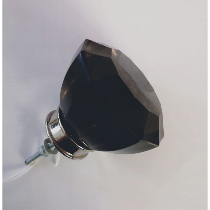 tirador para cajón Celine grande trufa