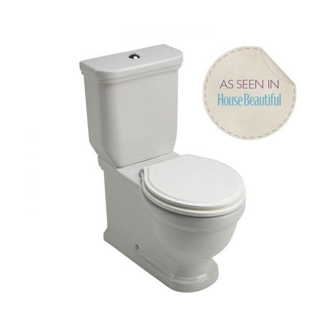 set WC integrado Pavilion negro