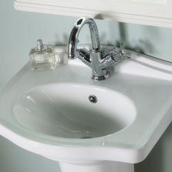 grifo mezclador York para lavabo