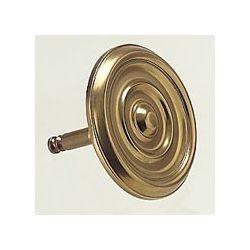 alzapaños redondeado bronce