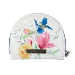 neceser de manicura para bolso con flores