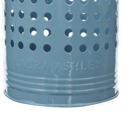 Soporte para utensilios azul