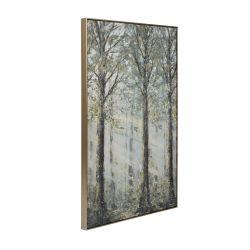 Lámina enmarcada Sunlit Trees 90x60 cm