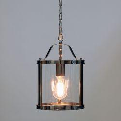 Lámpara de techo Harrington cromo x1