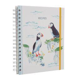 libro de recetas Puffins