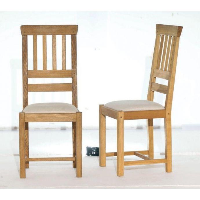 pareja de sillas de comedor milton