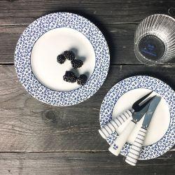 set de 3 cuchillos para mantequilla Blueprint en caja de regalo