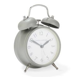 reloj despertador Bell gris