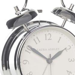 reloj despertador Bell cromo