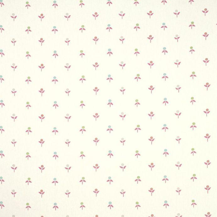Tela Cottage Sprig rosa