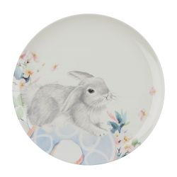 4 platos Bunny & Donuts