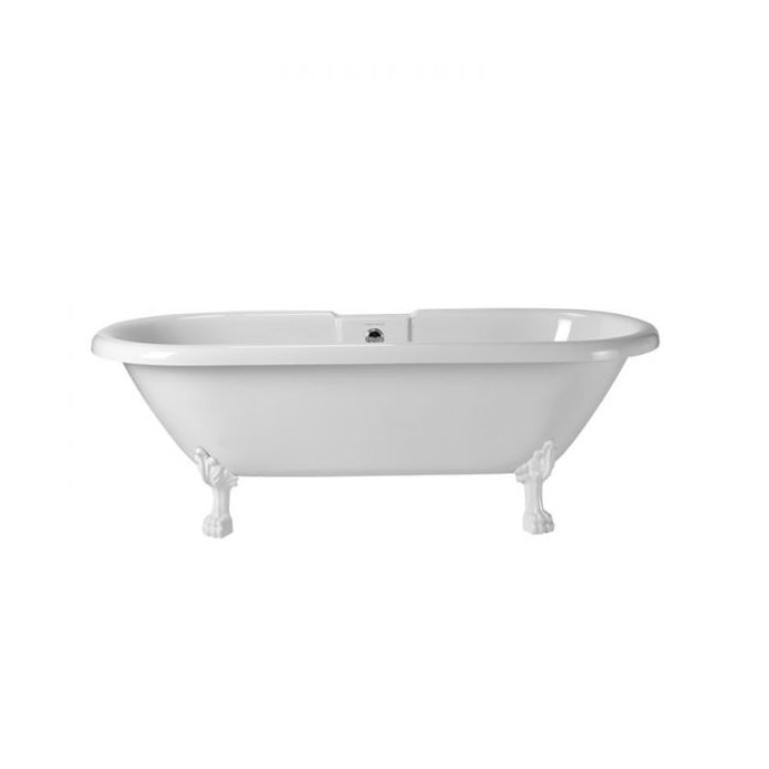 bañera Fairfield 1760mm patas blancas