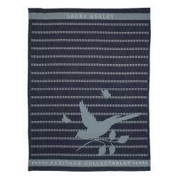 paño de cocina azul noche Bird 50x70