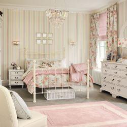 alfombra Lewes rosa maquillaje