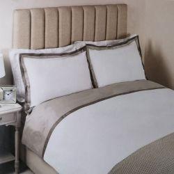 ropa de cama imogen gris y blanco