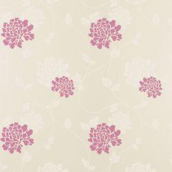 papel pintado isodore cereza