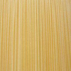 pantalla de lámpara amarilla en seda plisada de diseño muy original