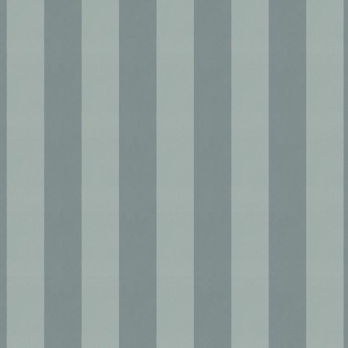 papel de rayas en tonos verdes azulados