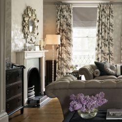 espejo de pared en forma de flor color champán muy decorativo