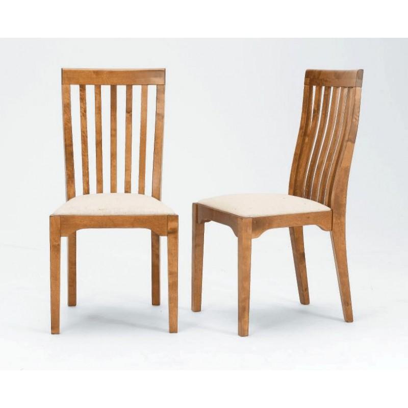 Comprar pareja de sillas de comedor garrat miel de dise o - Compro sillas de comedor ...