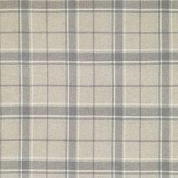 tejido de lana de cuadros para tapizar en color gris
