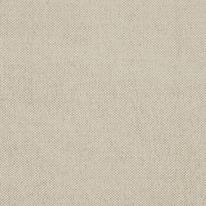 tela de chenilla semi lisa para tapizar en color natural
