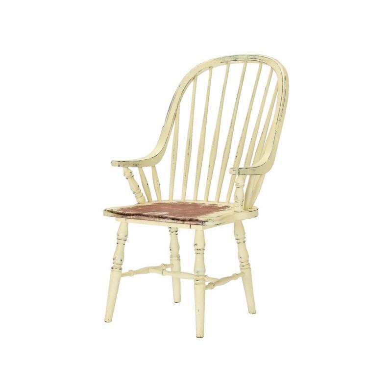 Comprar silla con reposabrazos bramley de dise o laura - Sillas con reposabrazos ...