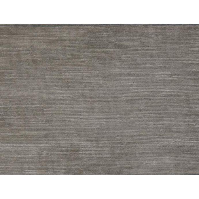 tejido de terciopelo Villandry gris francés
