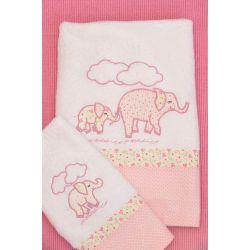 ropa de baño pink elephant