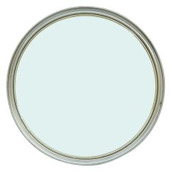 pintura de interior azul topacio suave