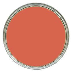 pintura de interior rojo pimentón