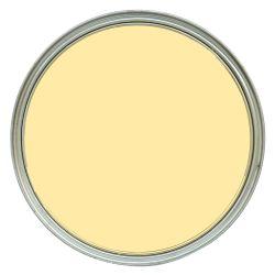 pintura de interior amarillo primavera