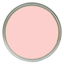 pintura de interior rosa ciclamen pálido