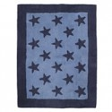 alfombra Star azul