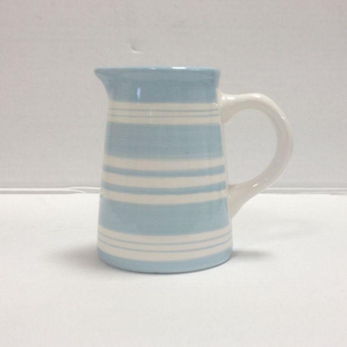 jarra blue stripe