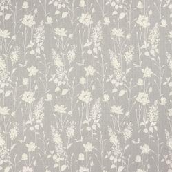 tela Dragonflly Garden gris acero
