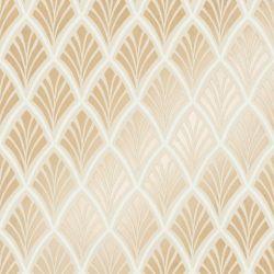 Papel Pintado Florin Oro pálido