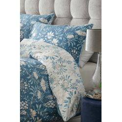 set de cama Parterre azul mar
