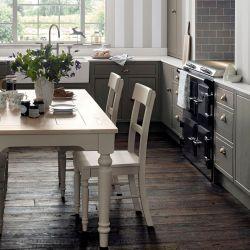 2 sillas de comedor Dorset blanco