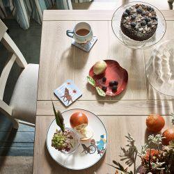 mes de comedor Dorset extensible