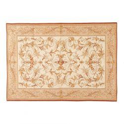 alfombra Malmaison oro y marfil 170x240