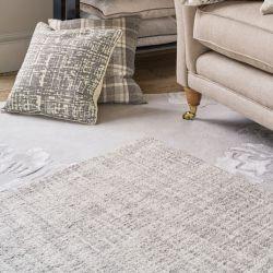 alfombra Windsor gris claro