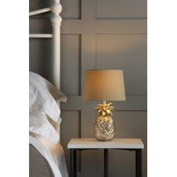 lámpara de mesa Pineapple champán
