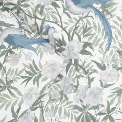 Papel pintado Osterley Salvia