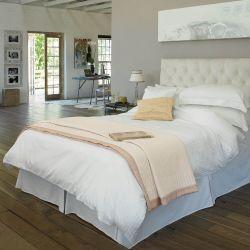 set de cama Shalford blanco