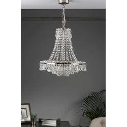 lámpara de techo Enid x5